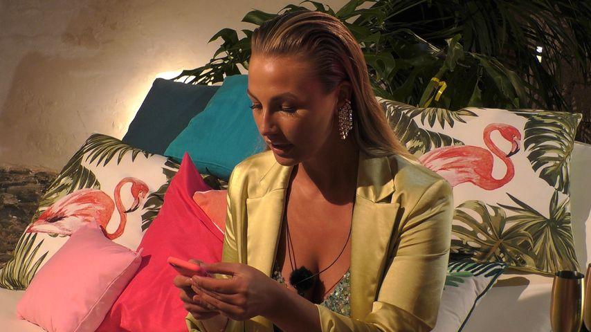 """""""Love Island""""-Granate Kathi bei ihrem Einzug in die Villa"""