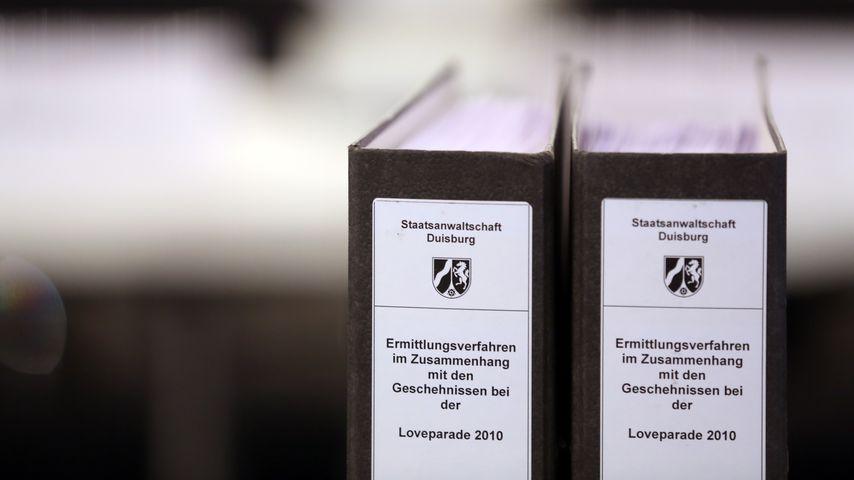 Love Parade-Prozessauftakt in Düsseldorf 2017