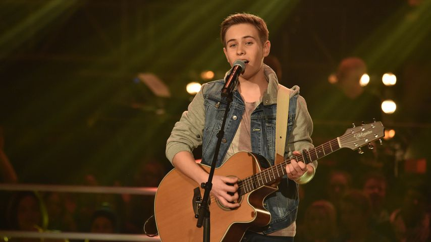 """The Voice Kids""-Luca: Glück mit James Blunt im Finale?"