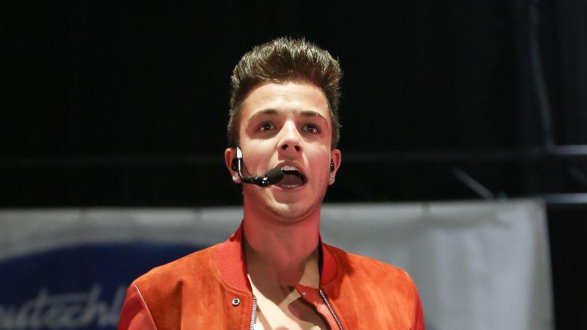 Luca Hänni, DSDS-Sieger 2012