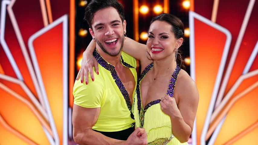 """Luca Hänni und Christina Luft, """"Let's Dance""""-Paar 2020"""
