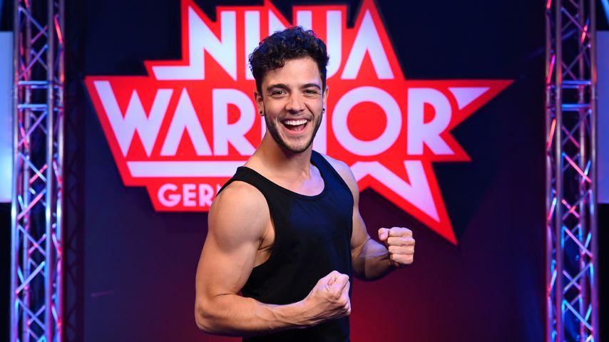 """""""Ninja Warrior"""": Luca Hänni wusste nichts vom zweiten Platz"""