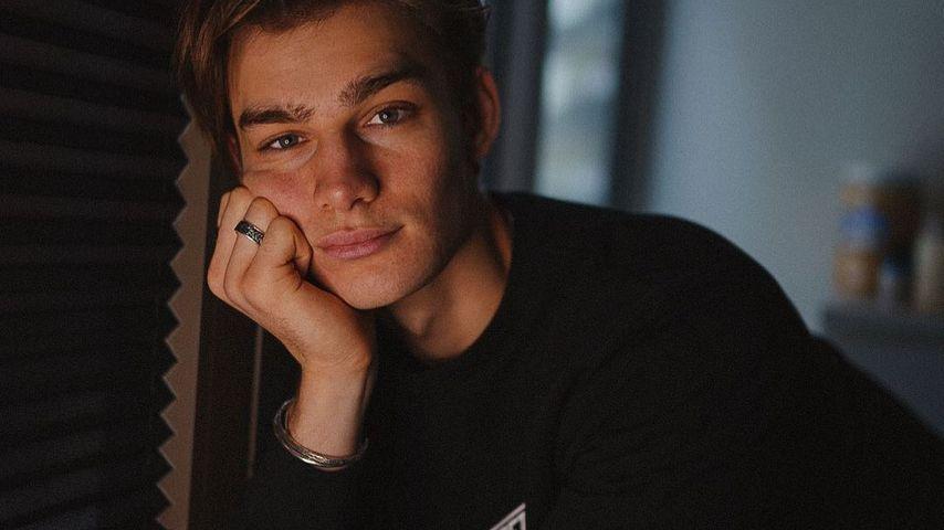 Luca Heubl, deutsches Model