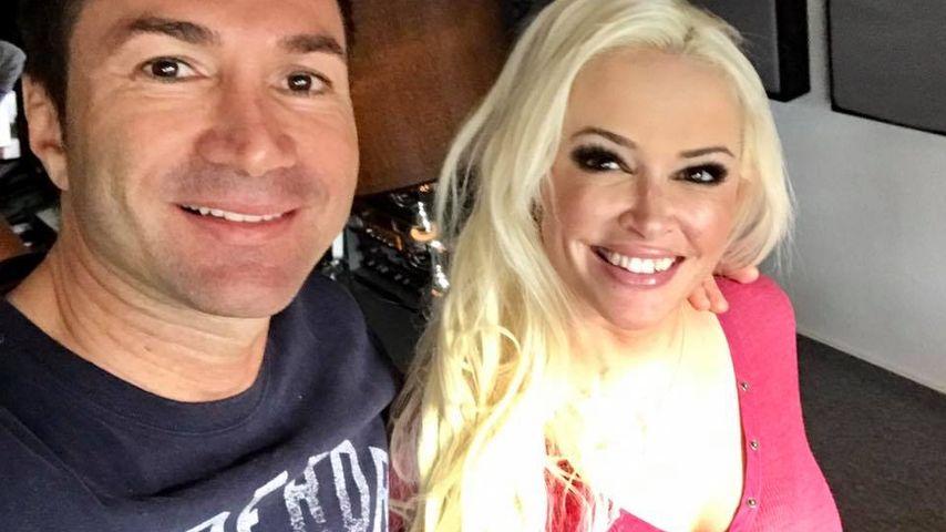 Lucas Cordalis und Daniela Katzenberger, TV-Stars