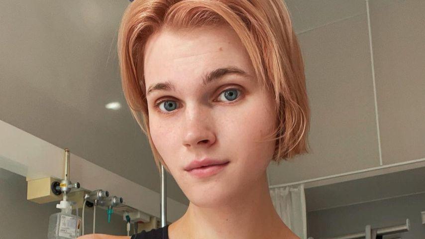 Nach Brust-OP: GNTM-Girl Lucy Hellenbrecht gibt ein Update