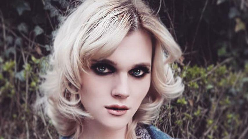 Lucy Hellenbrecht, Model