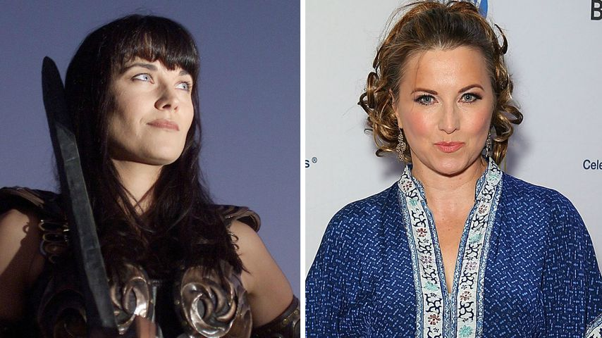 """Xena"" wird 50: Krieger-Prinzessin Lucy Lawless feiert B-Day"
