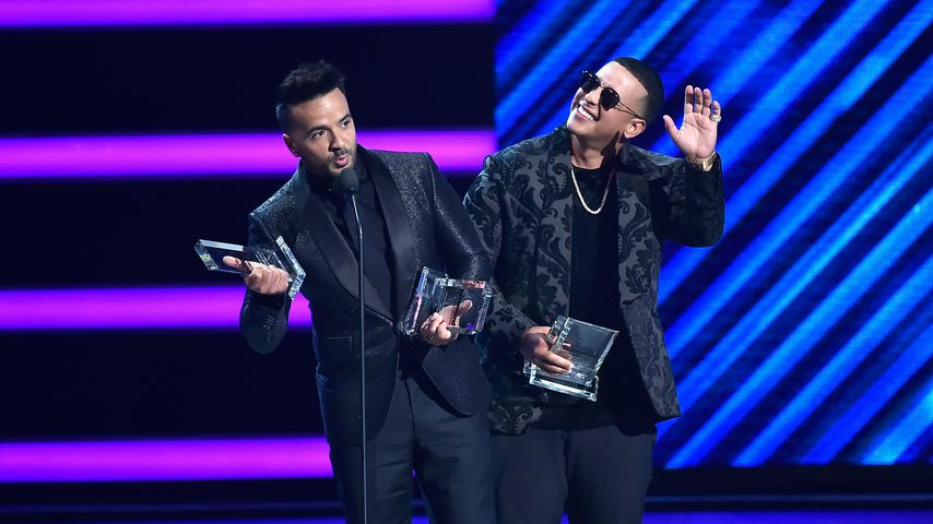 Luis Fonsi und Daddy Yankee bei den Billboard Latin Music Awards 2018 in Las Vegas