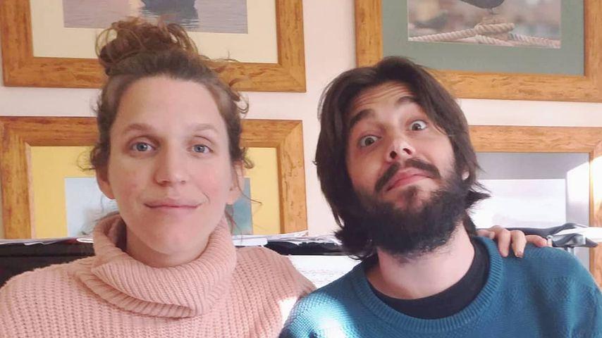 Die Geschwister Luisa und Salvador Sobral im Jahr 2020