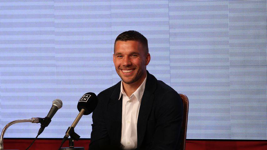 Lukas Podolski, Sportler