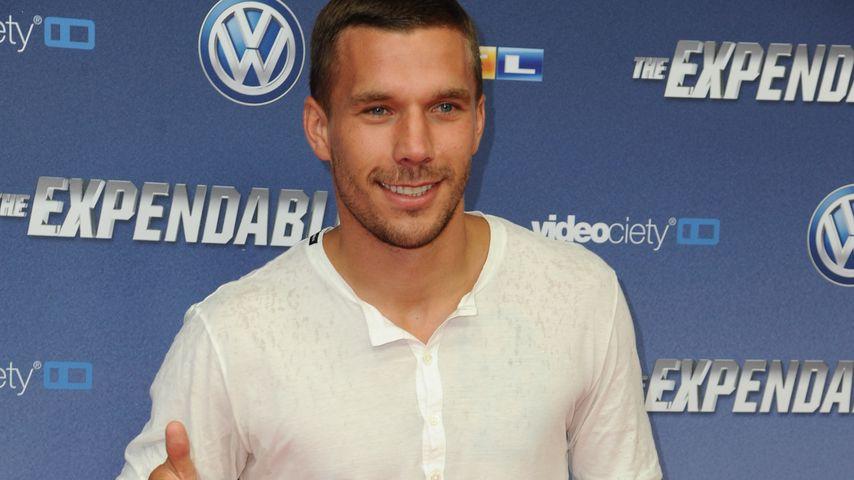 Kicker Lukas Podolski