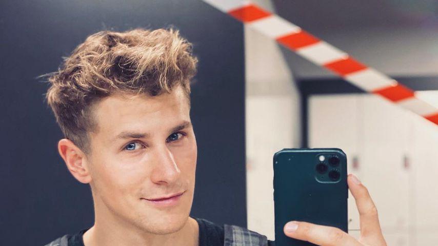 Lukas Sauer im Juni 2020 in Mannheim