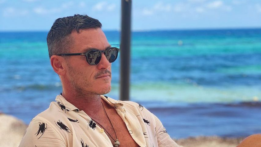 Luke Evans, 2020 auf Ibiza