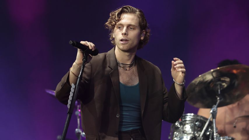 Musiker Luke Hemmings