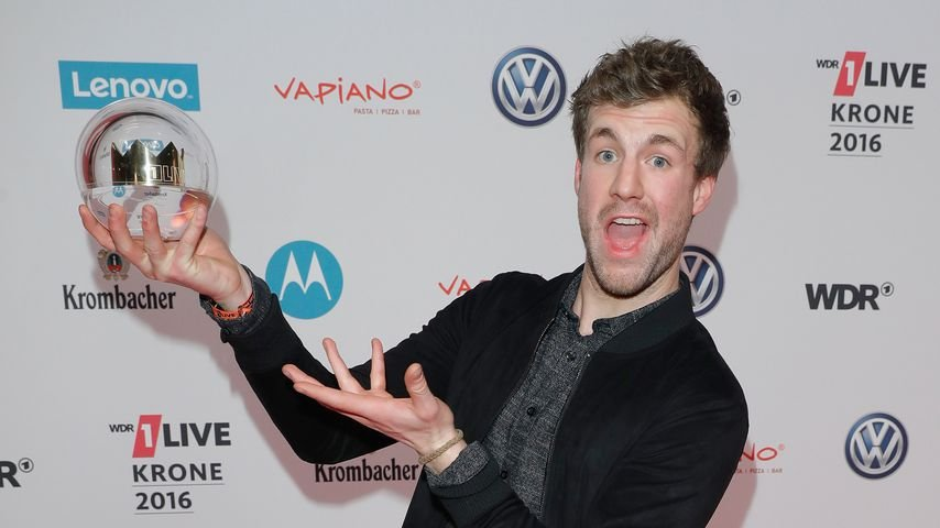 Komiker Luke Mockridge