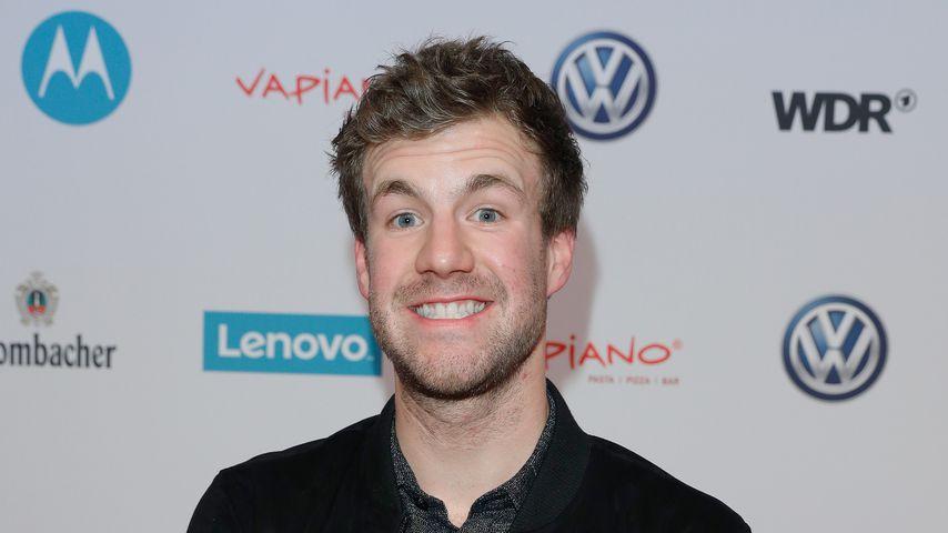 Luke Mockridge im Dezember 2016 in Bochum