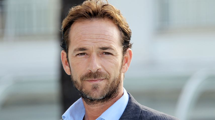 Luke Perry, 2010 in Cannes