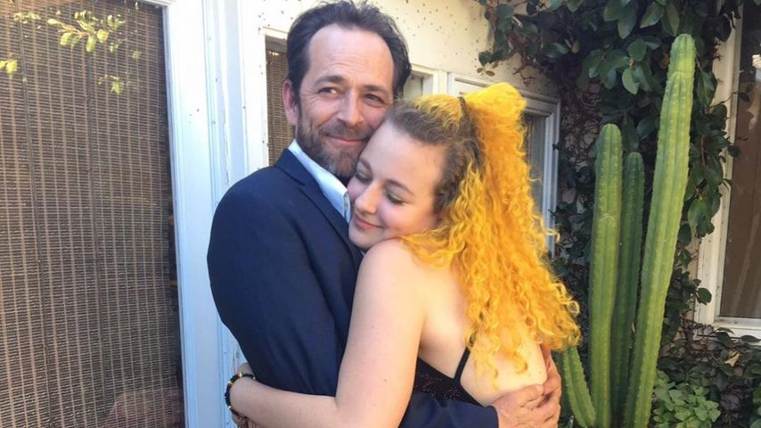 Er wäre 53 geworden: Luke Perrys Kinder gratulieren rührend