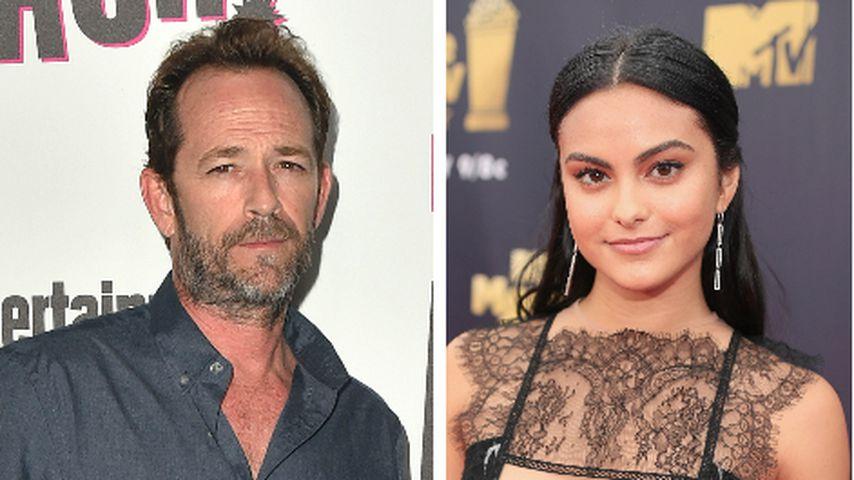 "Luke Perrys Tod: ""Riverdale""-Star Camila total erschüttert"