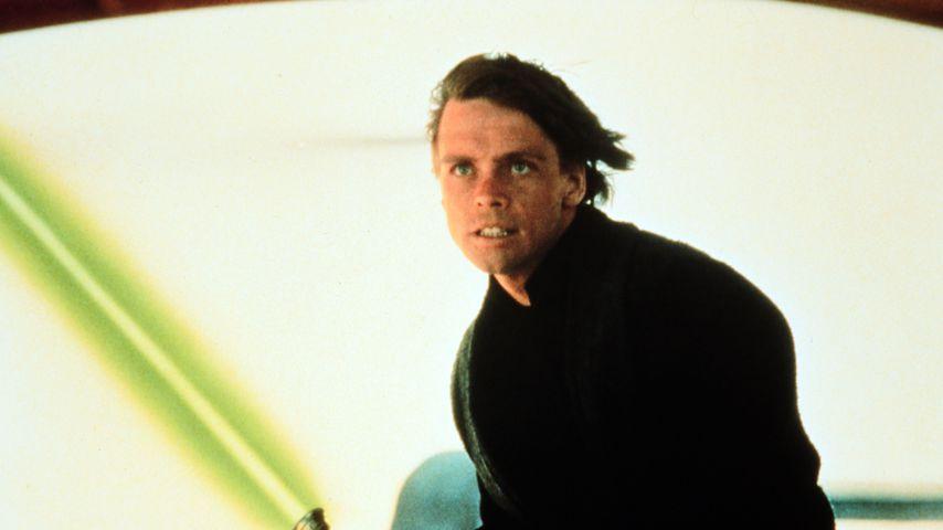 Mark Hamill als Luke Skywalker