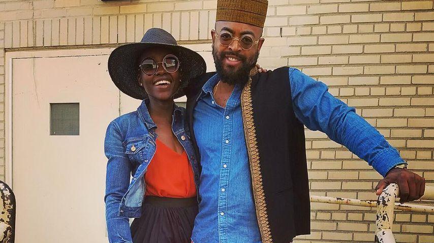 Stylishes Paar: Ihn liebt Lupita Nyong'o seit 6 Monaten!