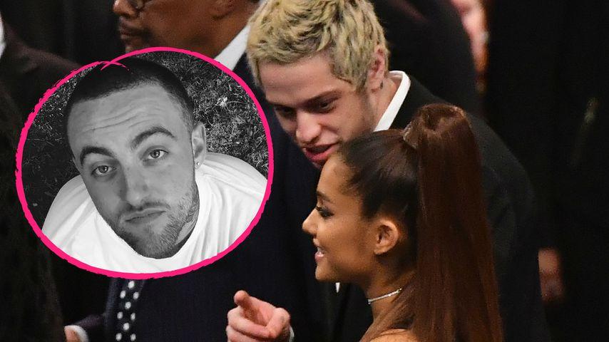 Trennte sich Ariana Grande wegen Mac Millers Tod von Pete?