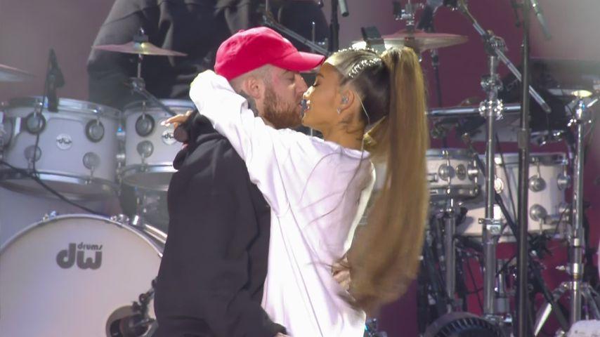 Mac Miller und Ariana Grande