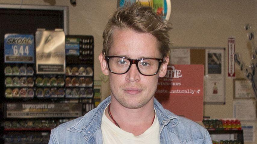 Wegen Kevin-Mania: Macaulay Culkin geht an X-mas selten raus