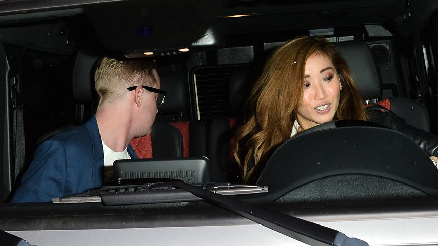 Macaulay Culkin und Brenda Song in Los Angeles