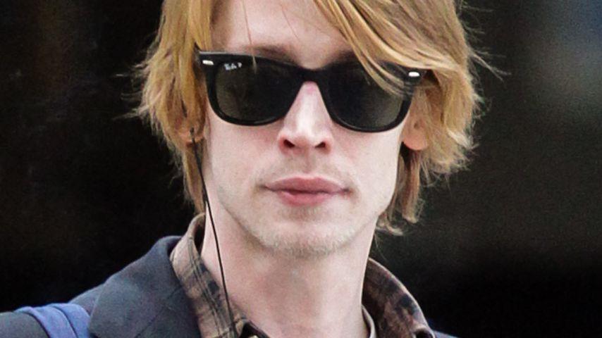 Macaulay Culkins Vater nach Schlaganfall in Klinik