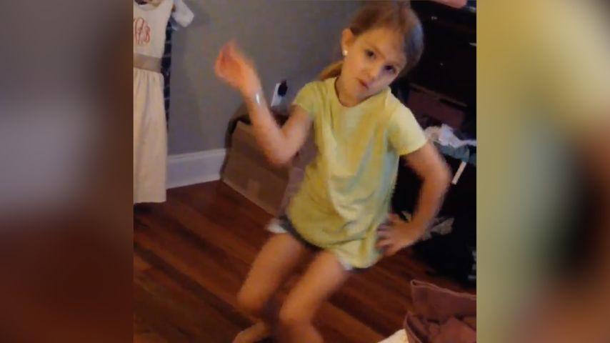 Dancing Queen: Britneys Nichte Maddie hat den Flow