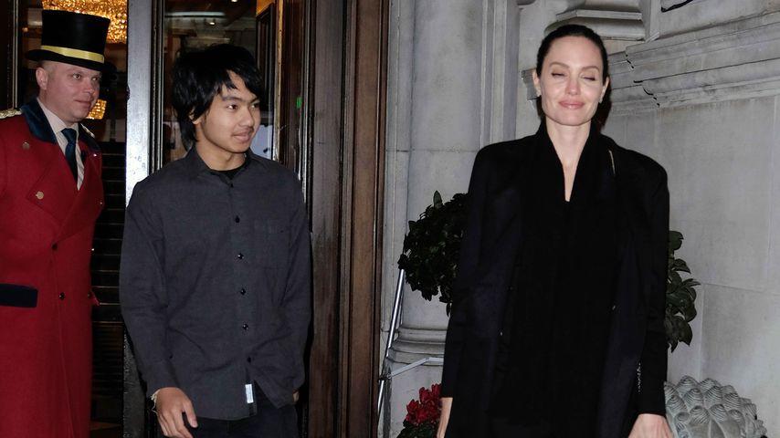 Angelina Jolies Sohn Maddox (17) geht ab Herbst zum College