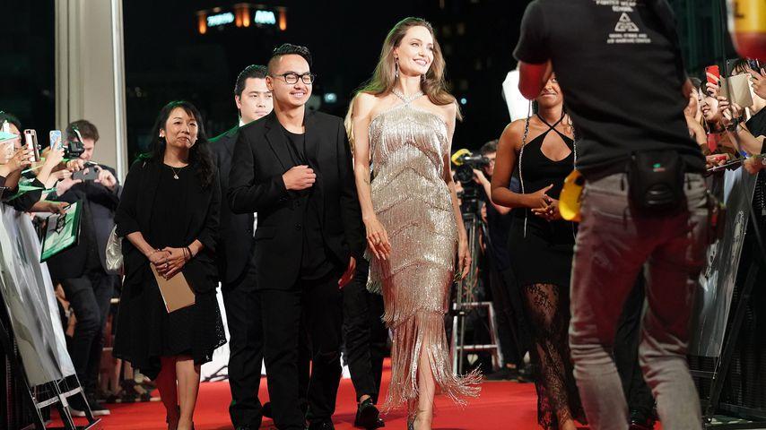 Mama Angelina Jolie verrät: Ihr Sohn Maddox ist tätowiert!