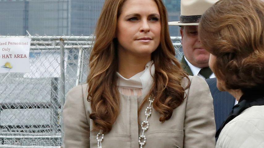 Prinzessin Madeleine: Schon seit einem Jahr unglücklich?