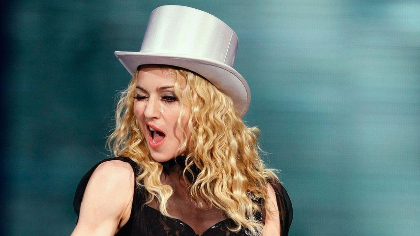 Muskel-Body mit 58: Madonna trainiert täglich 5 Stunden!