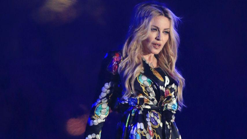 Drogen-Razzia! Madonnas Tour-Busse auseinandergenommen!