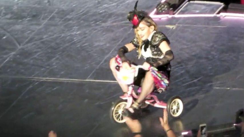 Sie wird zur Lachnummer: Stürzt Madonna jetzt richtig ab?