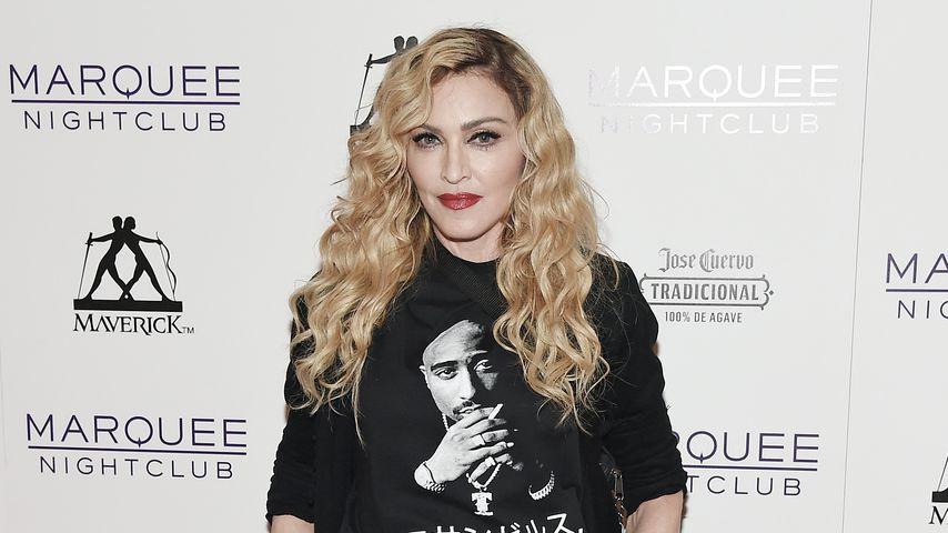 Madonna in Las Vegas
