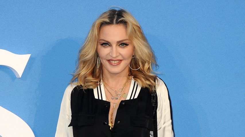 """Madonna bei """"The Beatles: Eight Days a Week""""-Premiere"""