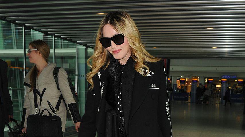 Madonna im April 2016 in London
