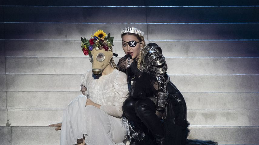 Madonna beim Eurovision Song Contest 2019