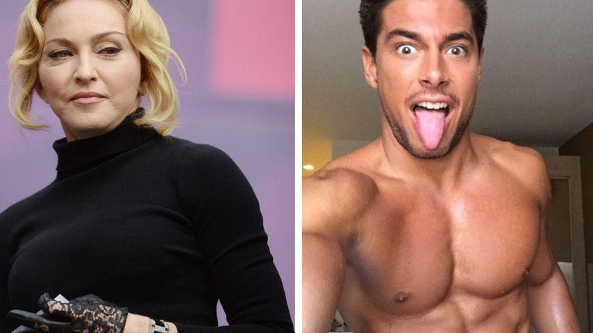 Toyboy-Jagd: Madonna (56) will 23-jähriges Model daten!