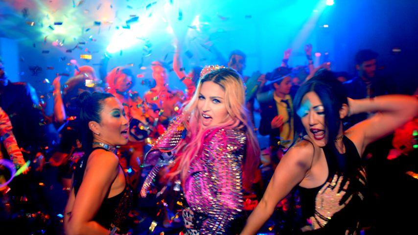 Beyoncé & Co. enttäuschen: Kein Bock auf Madonnas Party?