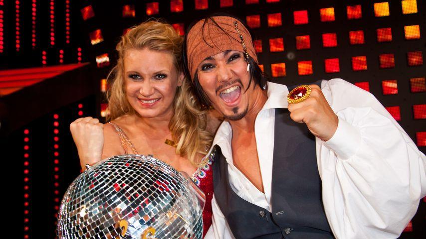 Magdalena Brzeska und Erich Klann bei Let's Dance
