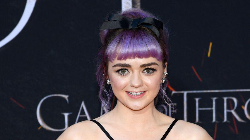 """Maisie Williams bei der Premiere der achten Staffel """"Game of Thrones"""""""