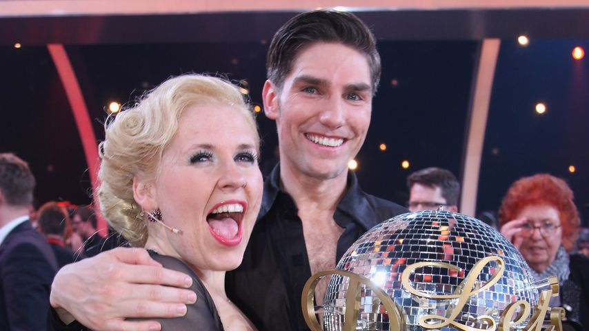 "Maite Kelly und Christian Polanc bei ""Let's Dance"" 2011"