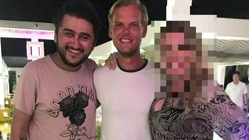 Im Oman: Dieses Fan-Selfie zeigt Avicii wenige Tage vor Tod!