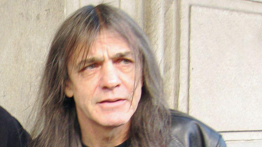 Malcolm Young (†64): Familie trauert um AC/DC-Gitarristen