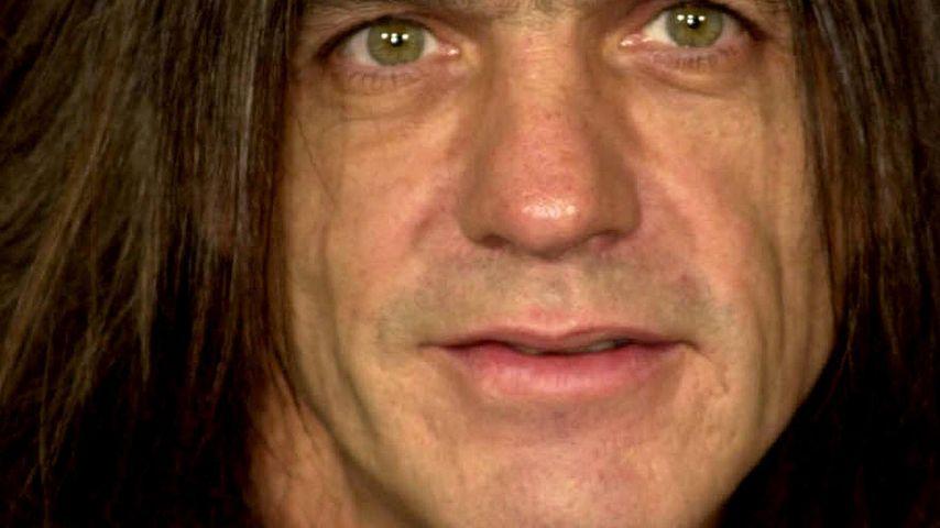 Nun doch! Malcolm Young macht Schluss mit AC/DC
