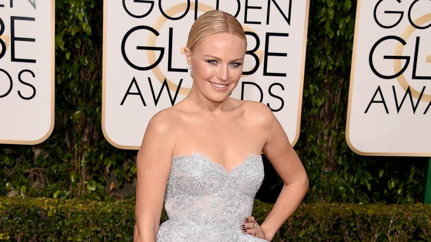Malin Akerman bei den Golden Globes 2016